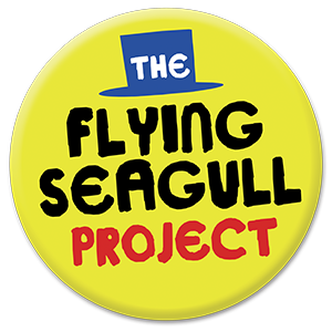 The Flying Seagull